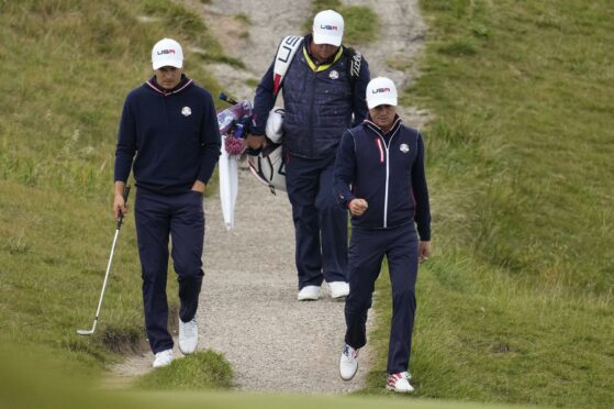 Jordan Spieth and Justin Thomas will, as expected, lead off for the USA.