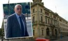 George LeBlanc was a senior social worker at Perth and Kinross Council
