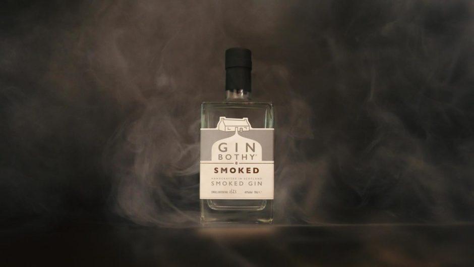 The smoked gin.