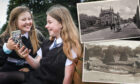 Pupils from Morgan Academy have teamed up with Dundee University's archive services tolaunch an interactive resource.
