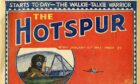 Hotspur cover 1945.