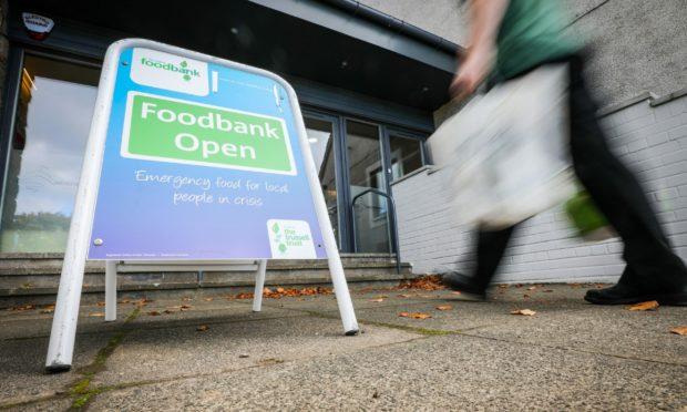 Dundee Foodbank.