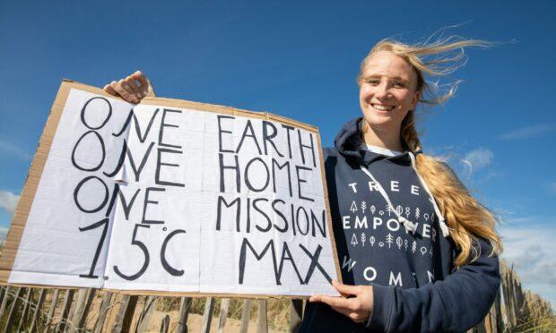 st andrews climate strike