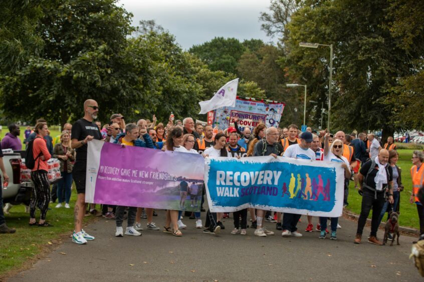 Perth Recovery Walk