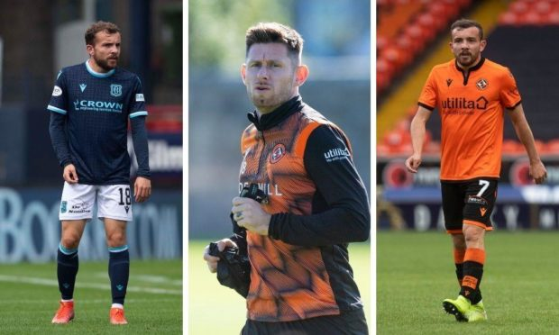 Calum Butcher believes the timing of Paul McMullan's Dundee switch was 'strange'
