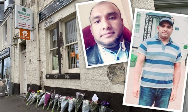 A man has appeared in court accused of murdering Mohammed Salim Uddin.