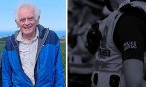 Missing St Andrews Pensioner Paul Johnson