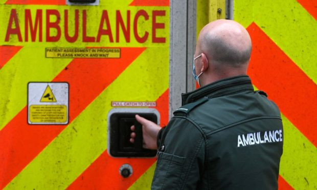On average ambulances take around six hours to respond to 999 calls - putting lives at risk. Photo: DCT Media