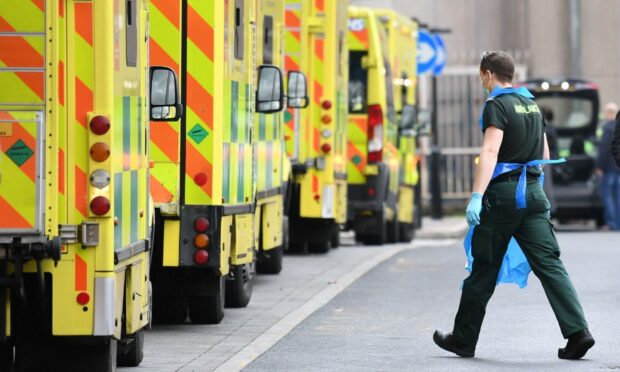 Emergency services attack