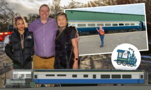 The McCallum family are desperate to bring their train carriage Thai restaurant to Pitlochry.