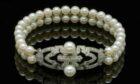 Princess Margaret's bracelet (Dix Noonan Webb).