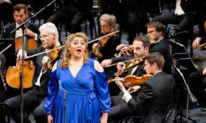 Riga - Christine Goerke (Wagner concert)