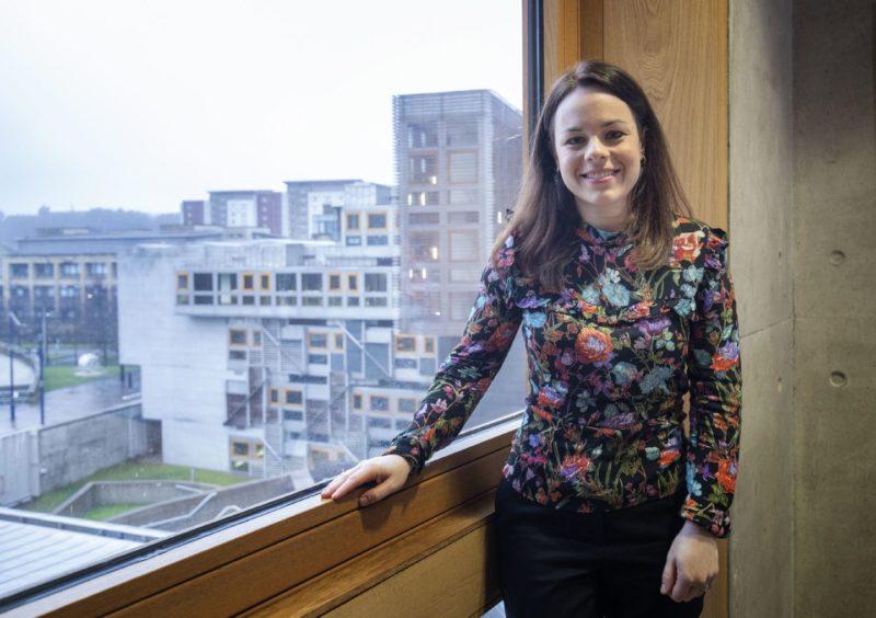 Finance Secretary Kate Forbes