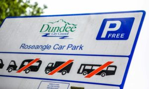 Car parking charges will resume in the West End of Dundee from the end of September.