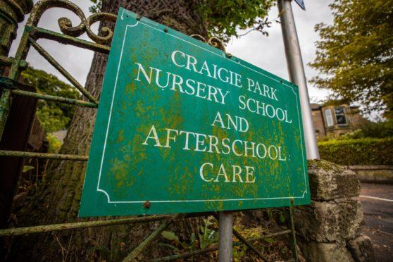 Craigie Park nursery inspectors