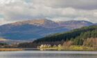 We explore how short-term lets affect housing in Perthshire. Loch Tummel, near Pitlochry.