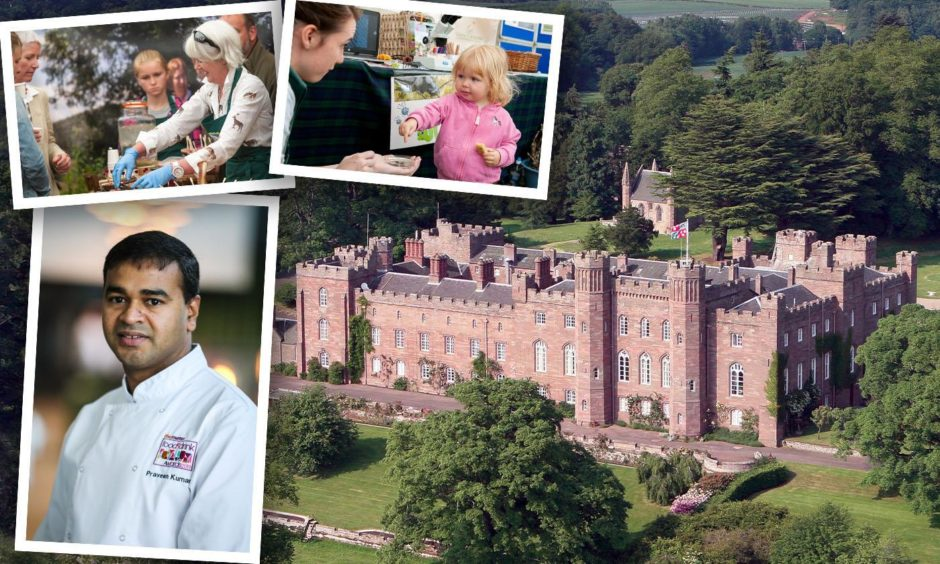 The Scottish Game Fair returns to the grounds of Scone Palace from September 24-26.