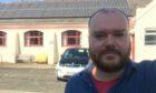 Scott Milne in Guildtown.