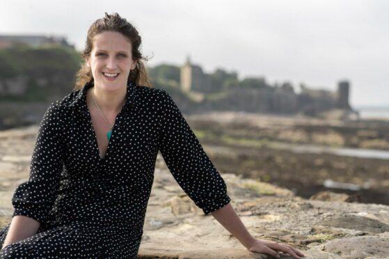 St Andrews Voices festival director Amanda MacLeod