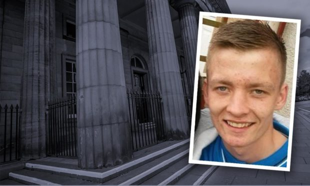 Steven Gow appeared at Perth Sheriff Court