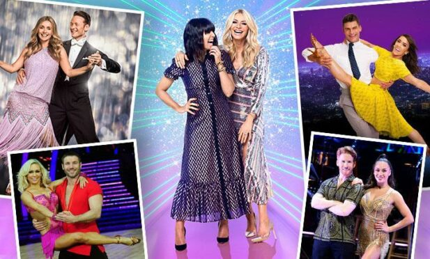Strictly Come Dancing has returned for 2021.