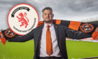 Tam Courts has joined the Dundee United Supporters' Foundation.