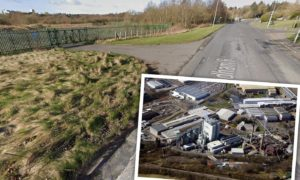 Houses could be built where the water treatment works once stood.