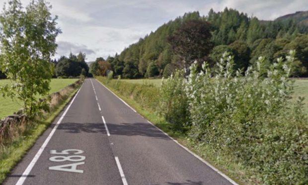 A85 Perthshire