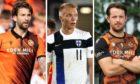 Charlie Mulgrew, Ilmari Niskanen and Marc McNulty will be key men for Dundee United this season.