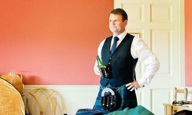 Chris Smith Carnoustie defibrillator