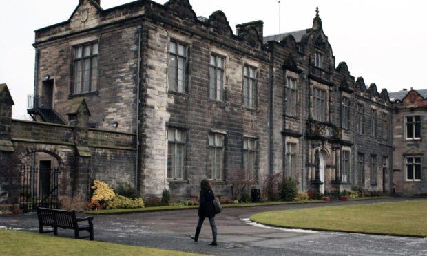 General views of St Andrews University