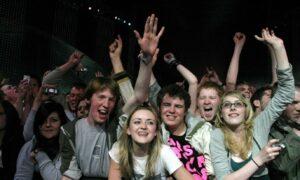 Radio 1 Big Weekend was a huge success back in 2006.