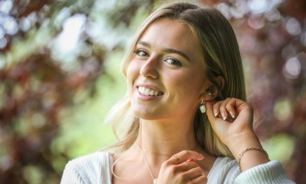 Having nothing to do during lockdown led Pippa Henderson to create her own jewellery brand, By Pippa.