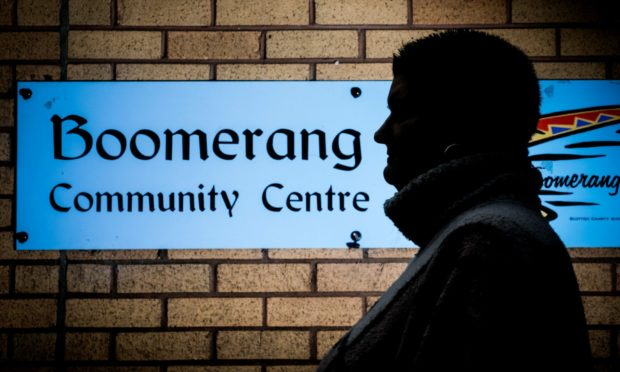Valerie has started the support group at Boomerang Community Centre.
