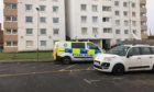 Trouble flared at Ancrum Court on Saturday night.