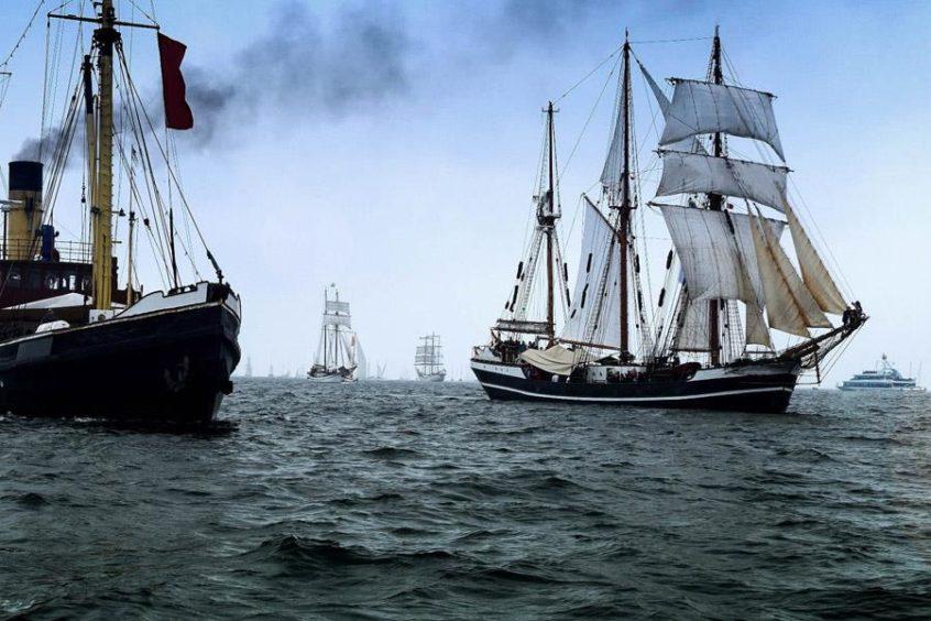Kiel Week Sailing Event,