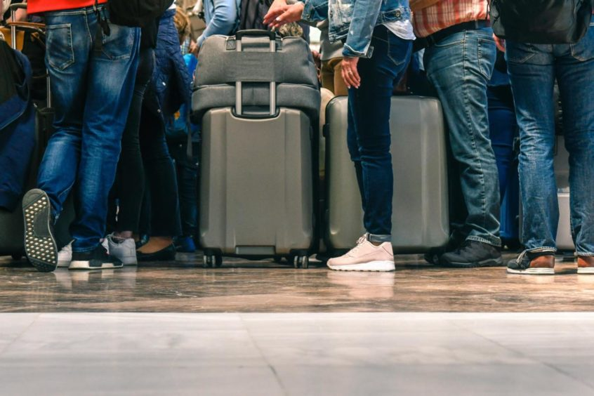 Travellers will face a more relaxed system from October 4