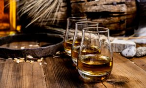 The arrival of Scotland's newest grain distillery has barely caused a ripple.