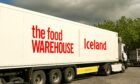 Staff are preparing the Food Warehouse store in Kirkcaldy to open in November