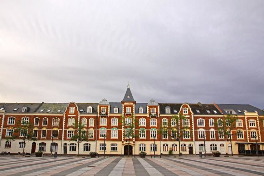 Fredericia, Denmark.