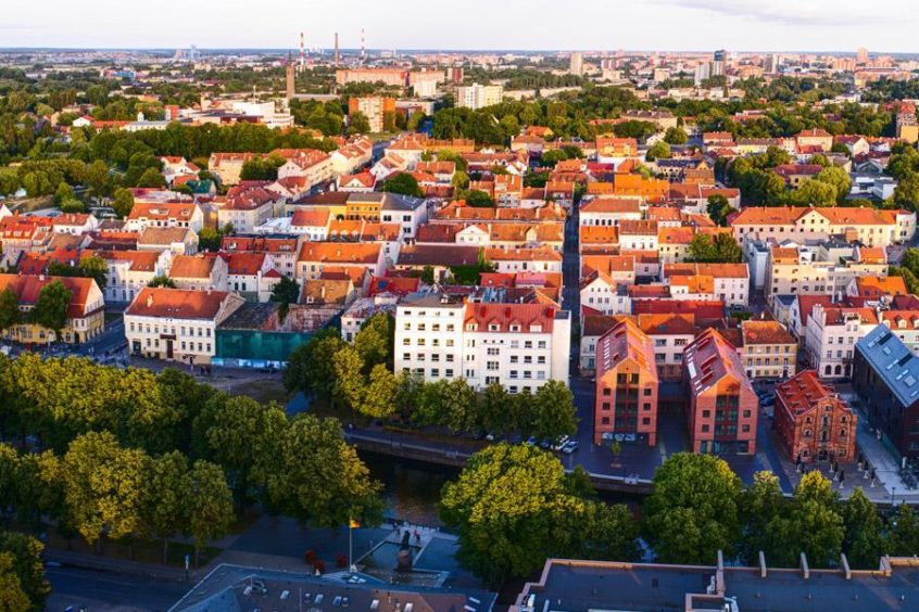 Klaipeda OldTown