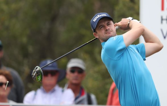 David Law produced when he needed to on Sunday at Wentworth.