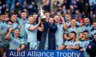 Scotland's last home game with fans was the 2020 Six Nations win over France.