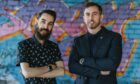 Phil Donaldson, managing director and .AJ Mcmenemy, operations director at Macmerry300, the firm that runs Abandon Ship.