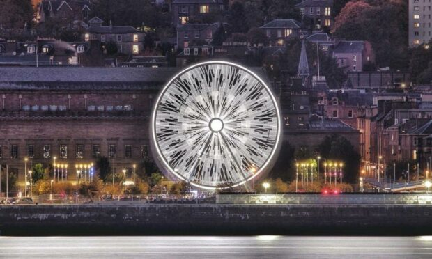 Christmas in Dundee: Big wheel, ice rink and festive village plans revealed