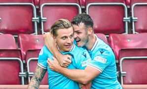 Dundee boss James McPake hails 'real desire' of super sub Jason Cummings, revealing striker talked Cammy Kerr into long throw that led to Hearts equaliser