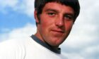 Walter Smith as a young Dundee United player in 1969