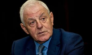 Walter Smith has died aged 73