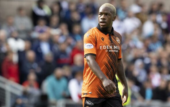 Dundee United have completed their investigation into alleged racist abuse of Jeando Fuchs against Ross County.