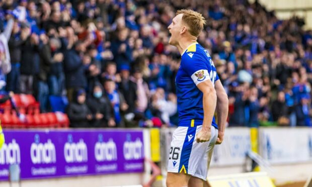 Liam Craig had a win to celebrate on his 442nd game.